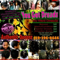 If You Have Dreads Or Need Dreads Fresno, 93701