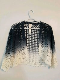 Ombre Crochet Crop Cover up/Cardigan Boho Mississauga, L5G 1N8