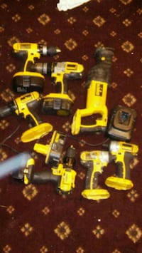 Dewalt 18v drills saw all impact driver Silver Spring, 20901