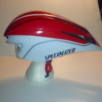 Specialized Road Cycling Helmet TT2 Size Medium To Large With Case London