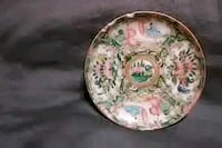 round white and multicolored floral ceramic plate Jacksonville, 32209
