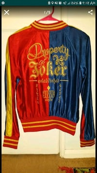 red and blue long sleeve shirt Colorado Springs, 80909