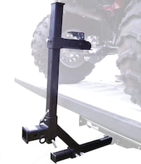 ATV/Lawn Tracker Transport hitch