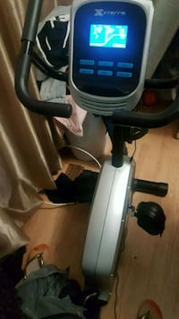 black and gray elliptical trainer Brampton, L6S
