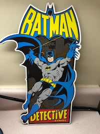 Batman wood sign  Montgomery, 36106