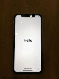White iPhone xr Vancouver