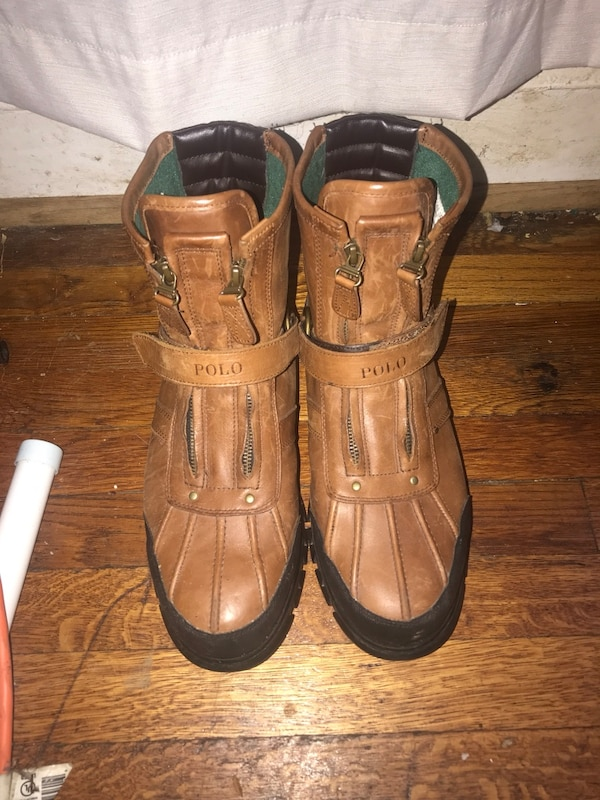 Men polo boots need gone ASAP read details