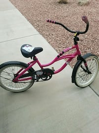 toddler's red and black bicycle Glendale, 85308