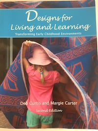 Designs for Living and Learning by Deb Curtis and Margie Carter book