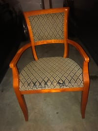 Beautiful wooden chair North Andover, 01845