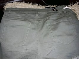 army green womens shorts