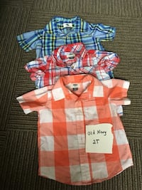 toddler's red and white plaid dress Calgary, T2J 0E5