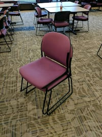 150 stack chairs Columbus, 43228