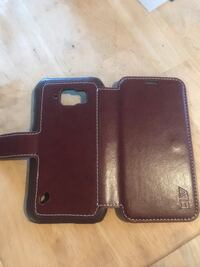 Samsung Leather wallet for phone