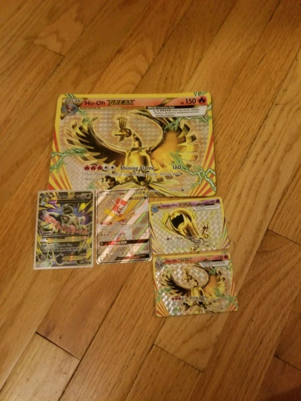 Pokemon cards  - Fighting  ad721f82-b24c-4a1d-af46-535777bff4f1