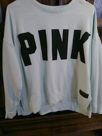 Victoria Secret pink sweatshirt size large Casper, 82609