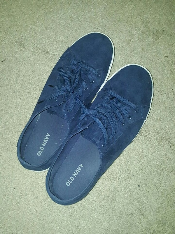 e6f6f394faf1db Used Blue Shoes (Old Navy) for sale in Akron - letgo