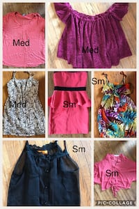 Women's assorted clothes South Bruce, N0G