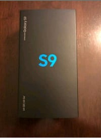 Samsung s9 64gb brand new in box Toronto, M1P 4Y8