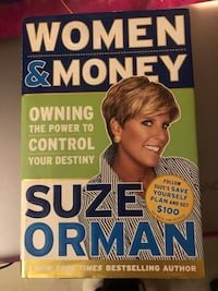 Suze Orman Women & Money San Jose, 95123