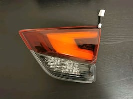 2016 2016 . nissan rogue right side tail light