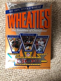 Athletes Wheaties boxes Manassas, 20109
