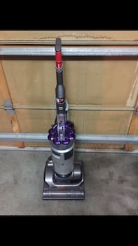 purple and gray upright vacuum cleaner San Jose, 95123