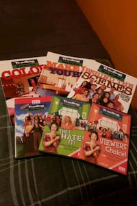 Trading Spaces Books & DVDs