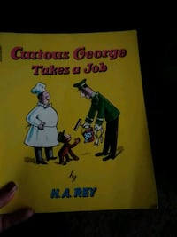 Curious George takes a job  Evansville