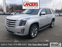 2018 Cadillac Escalade Luxury Rogers, 72758