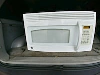 white General Electric microwave oven Davie, 33328