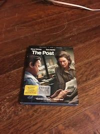 The Post Blu Ray and DVD Norfolk, 23508