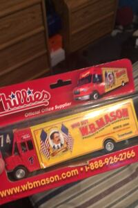Phillies toy truck Nutley, 07110