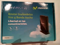 Router Mediona, 08773