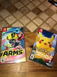 Switch games North Dumfries, N0B 1E0