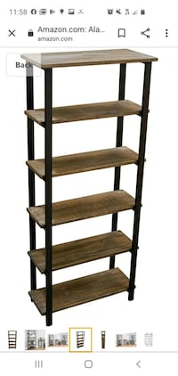 Bookshelf or can be used for anything