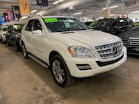 Mercedes-ML 350-Gas-2011 Toronto