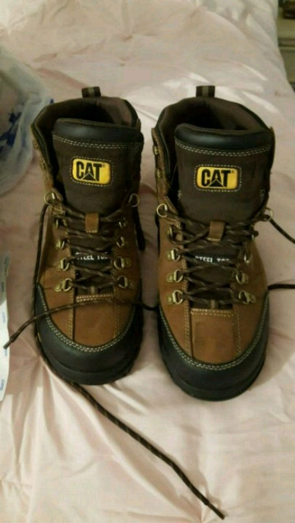 dae991a0c10 Caterpillar work boots from Sears.