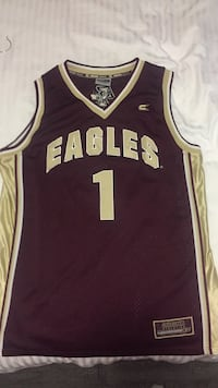 BOSTON COLLEGE BASKETBALL JERSEY Hamilton, L8L 3H4