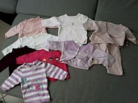 Lot vêtements fille 1 mois Sailly-Labourse, 62113