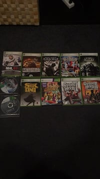 $5 each or $20 for all of the games Kitchener, N2R 1Z2