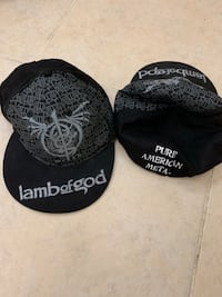 Lamb of God hats San Jose, 95112