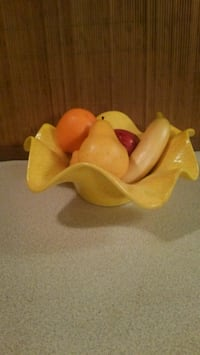 Crazy Cool Fruit Bowl