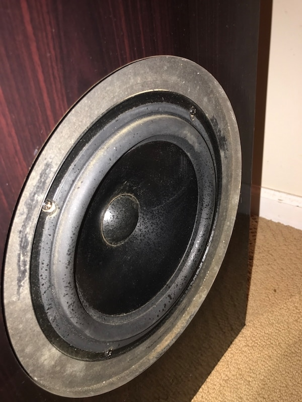 Used Theater Logic Speakers Surround Sound For Sale In Stamford