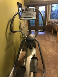 Gray elliptical trainer Rocky View No. 44, T1X 0H5