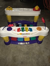 Fisher Price Step&Play Piano Toronto, M9W 3W7