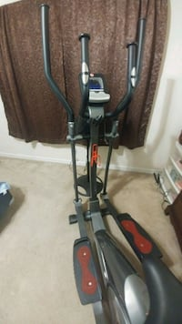 black and gray elliptical trainer Kingsport