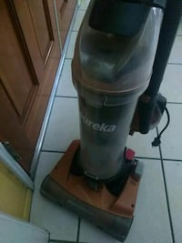 black and gray Hoover upright vacuum cleaner Palmdale, 93552