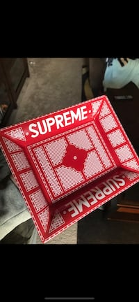 Supreme x Hermes Red Ashtray Ashburn, 20147