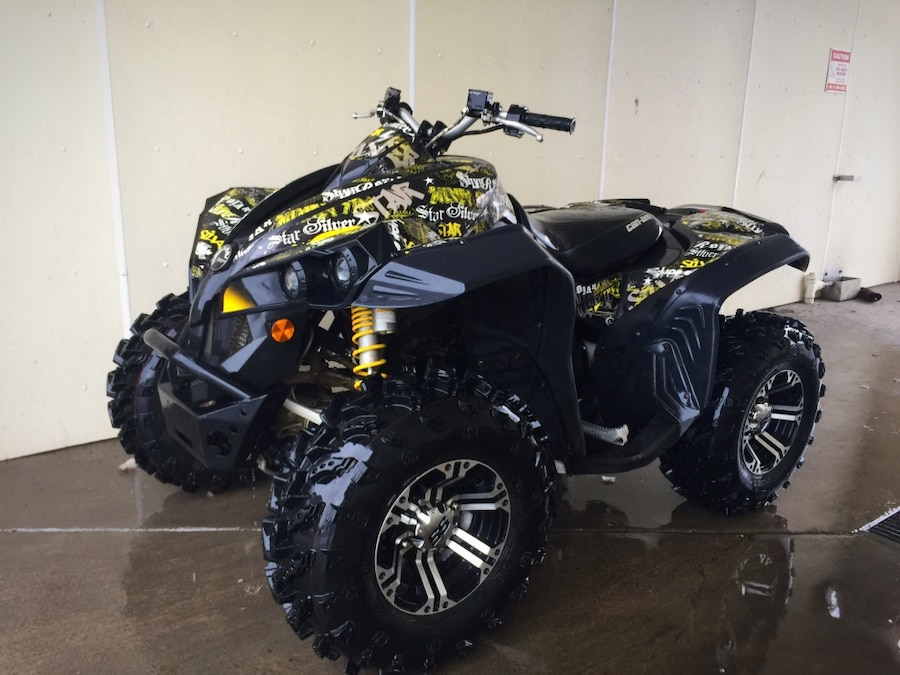 letgo 2009 can am renegade 800 xxc in irondequoit ny. Black Bedroom Furniture Sets. Home Design Ideas